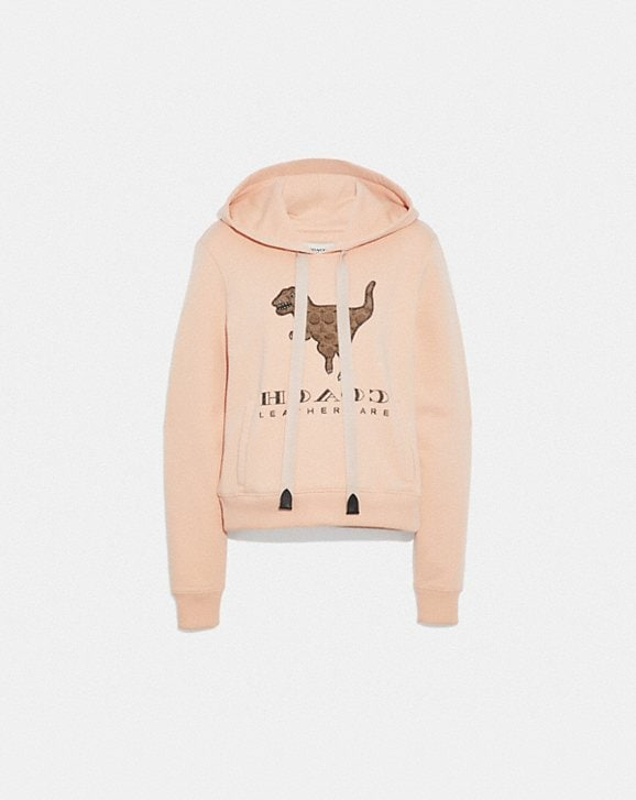 Coach SIGNATURE REXY SWEATSHIRT