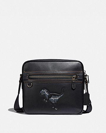 Men s Messenger Bags   COACH ® ff4ab266a8