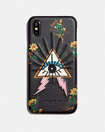 IPHONE X/XS CASE WITH PYRAMID EYE