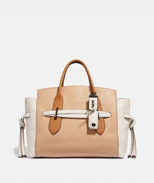 SHADOW CARRYALL IN COLORBLOCK