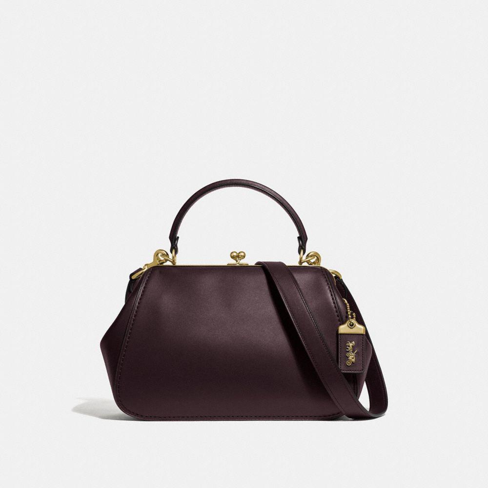 Coach Frame Bag