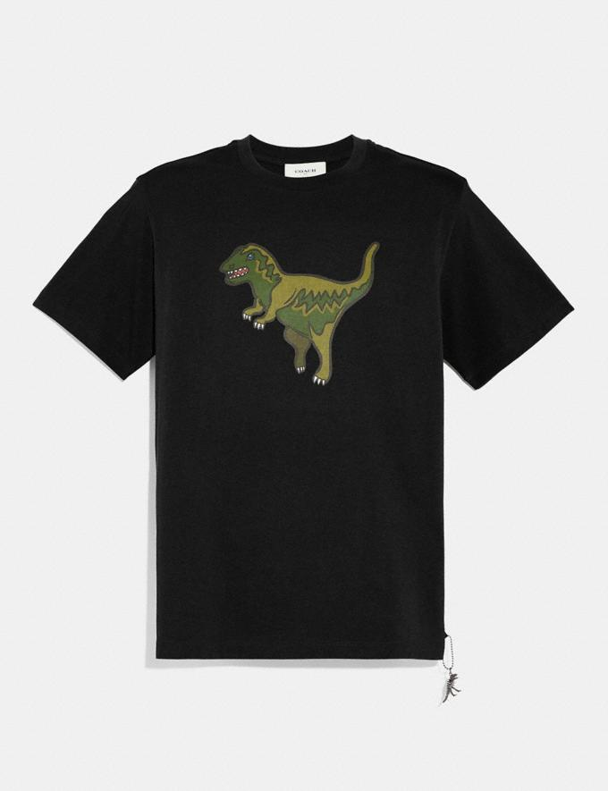 Coach Rexy T-Shirt Black SALE Men's Sale