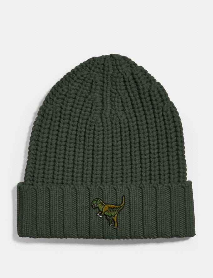 Coach Rexy Beanie Rexy Red DEFAULT_CATEGORY