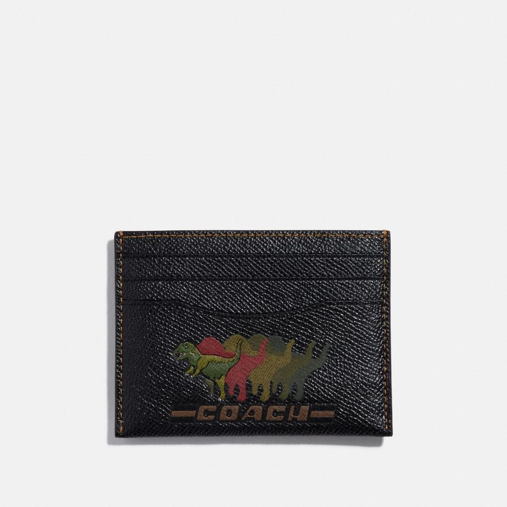 CARD CASE WITH REXY