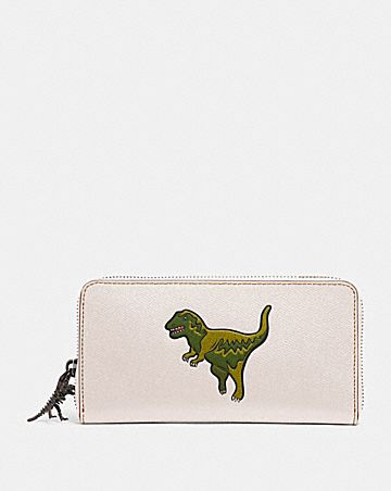 ACCORDION WALLET WITH REXY