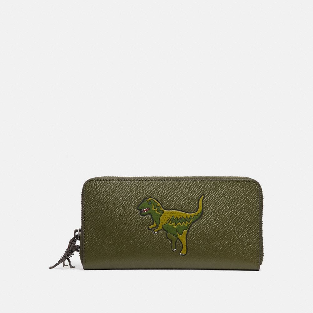 Coach ACCORDION WALLET WITH REXY