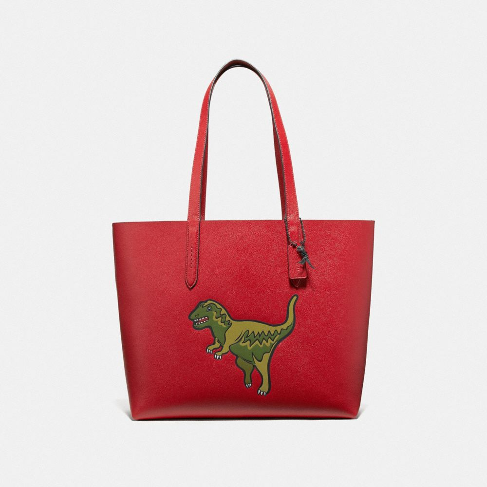 Coach HIGHLINE TOTE WITH REXY