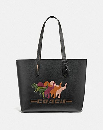 HIGHLINE TOTE WITH REXY