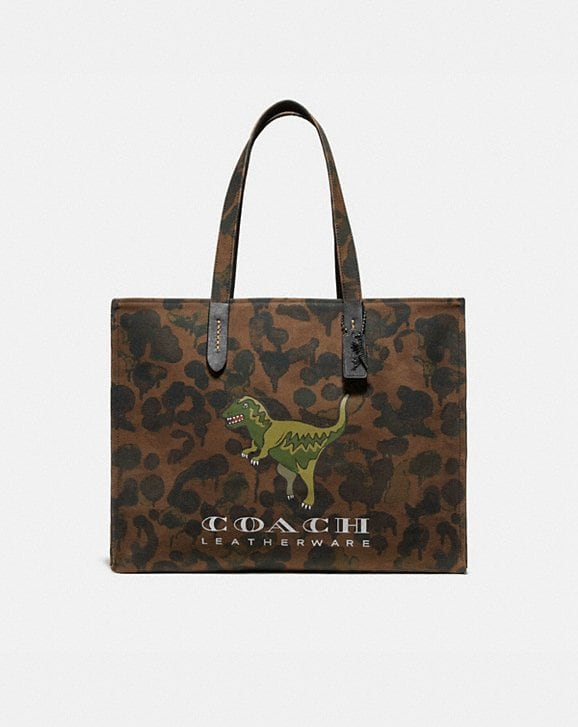 Coach TOTE 42 WITH REXY