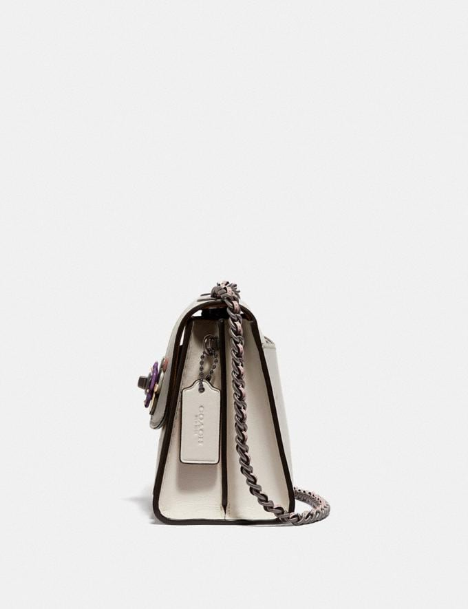Coach Parker 18 With Tea Rose Stones Chalk/Pewter Gifts For Her Alternate View 1