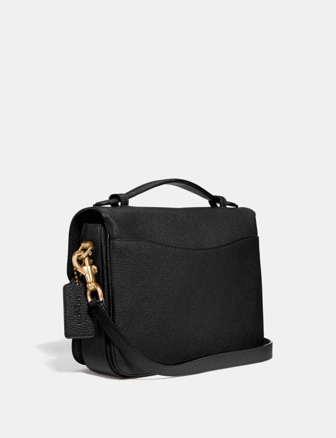 Coach Cassie Crossbody Black/Brass Gifts For Her Under $500 Alternate View 1