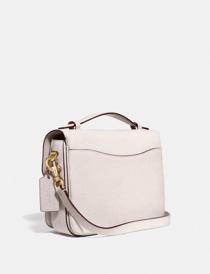 Coach Cassie Crossbody Chalk/Brass New Women's New Arrivals View All Alternate View 1