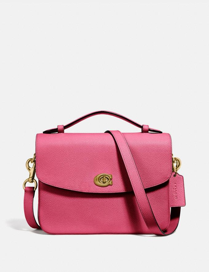 Coach Cassie Crossbody B4/Confetti Pink Personalise For Her Bags