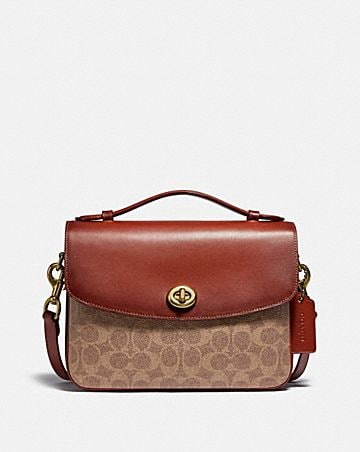 49025361420e CASSIE CROSSBODY IN SIGNATURE CANVAS ...