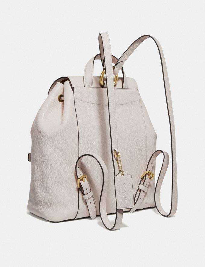 Coach Evie Backpack B4/Chalk  Alternate View 1
