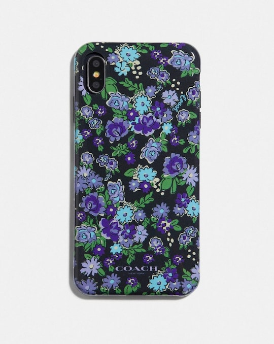 IPHONE XS MAX CASE WITH POSEY CLUSTER PRINT