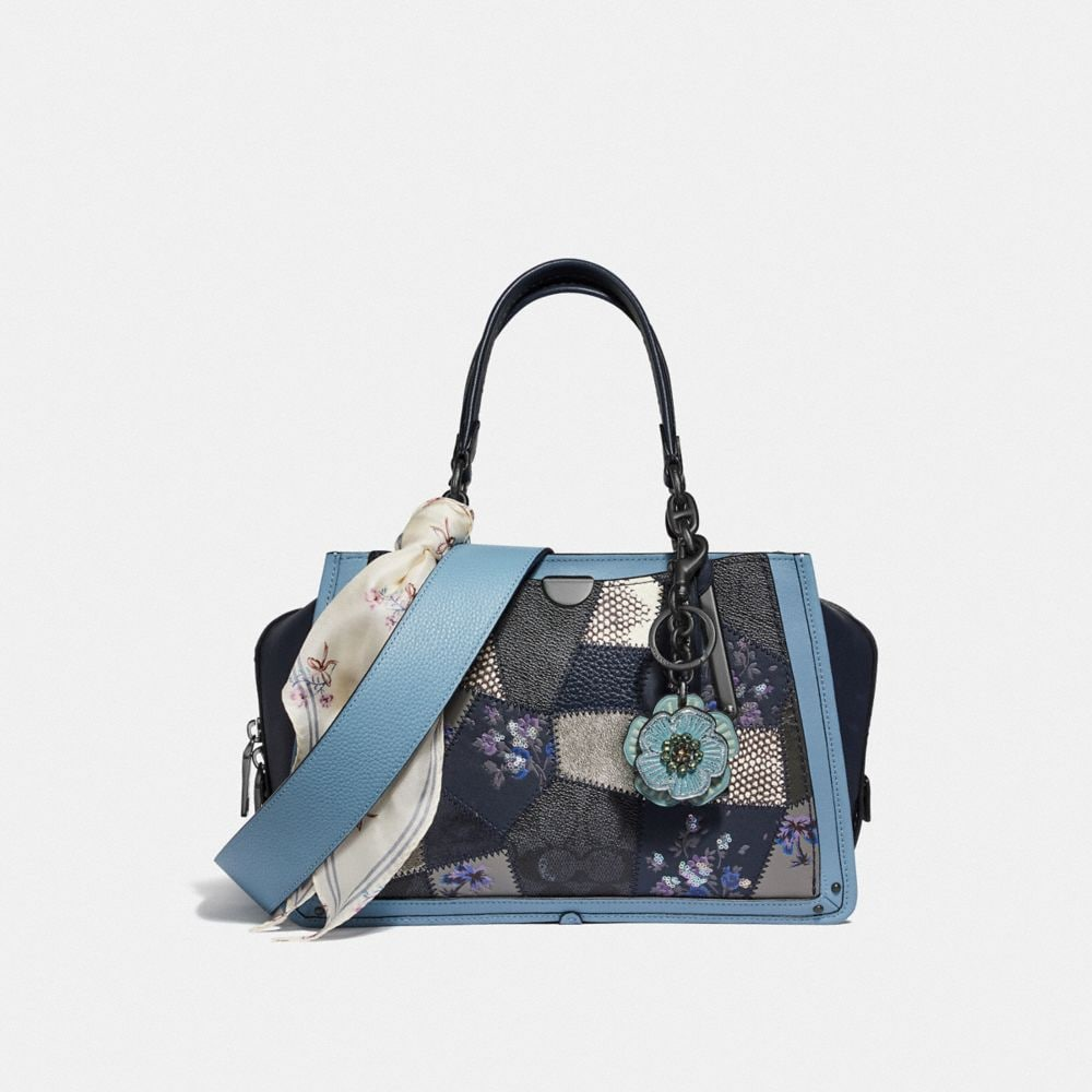 Coach Dreamer With Signature Patchwork Alternate View 3