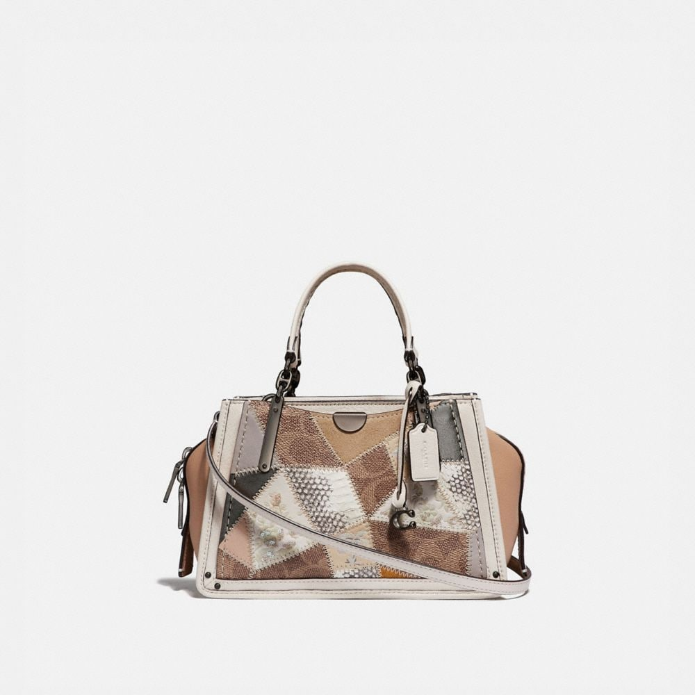 Coach Dreamer 21 With Signature Patchwork