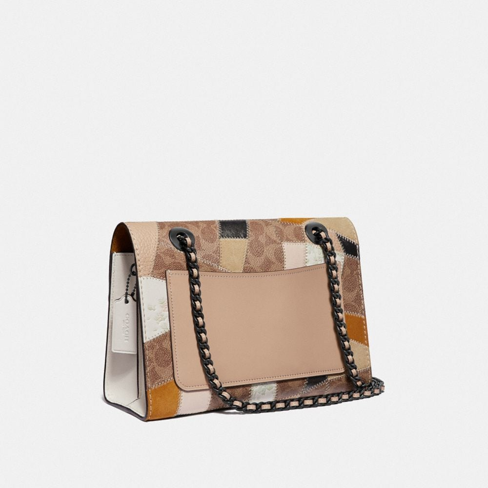 Coach Parker With Signature Patchwork Alternate View 1