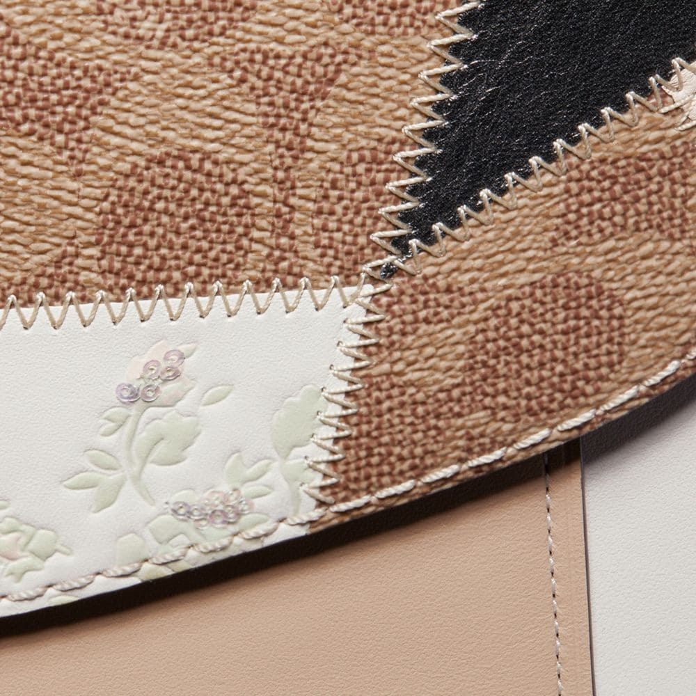 Coach Parker With Signature Patchwork Alternate View 5