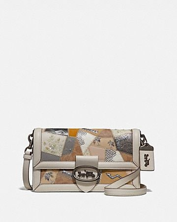 89b1eca88cd RILEY CROSSBODY WITH SIGNATURE PATCHWORK ...