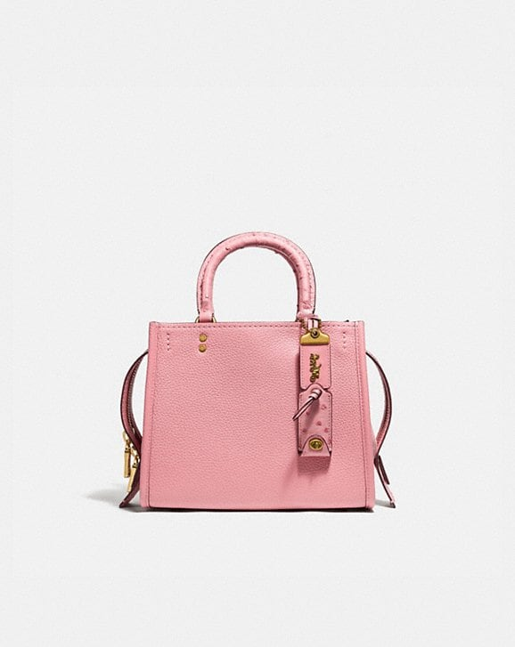 Coach ROGUE 25 WITH OSTRICH DETAIL