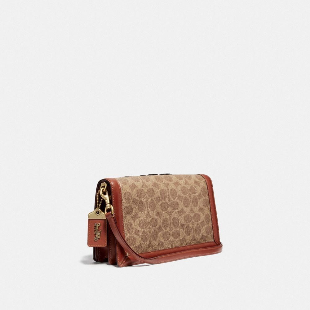 Coach Disney X Coach Signature Riley With Embellished Dumbo Alternate View 1