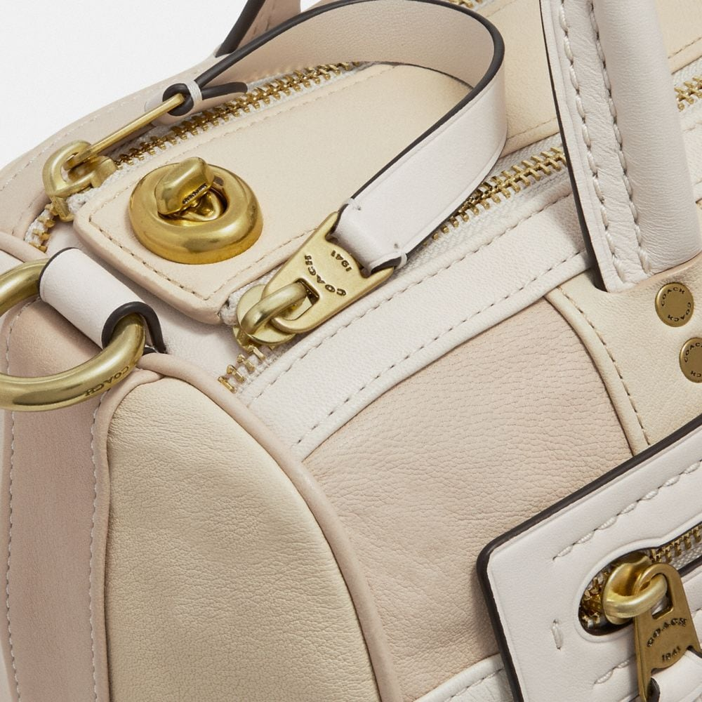 Coach Shuffle in Colorblock Alternate View 4