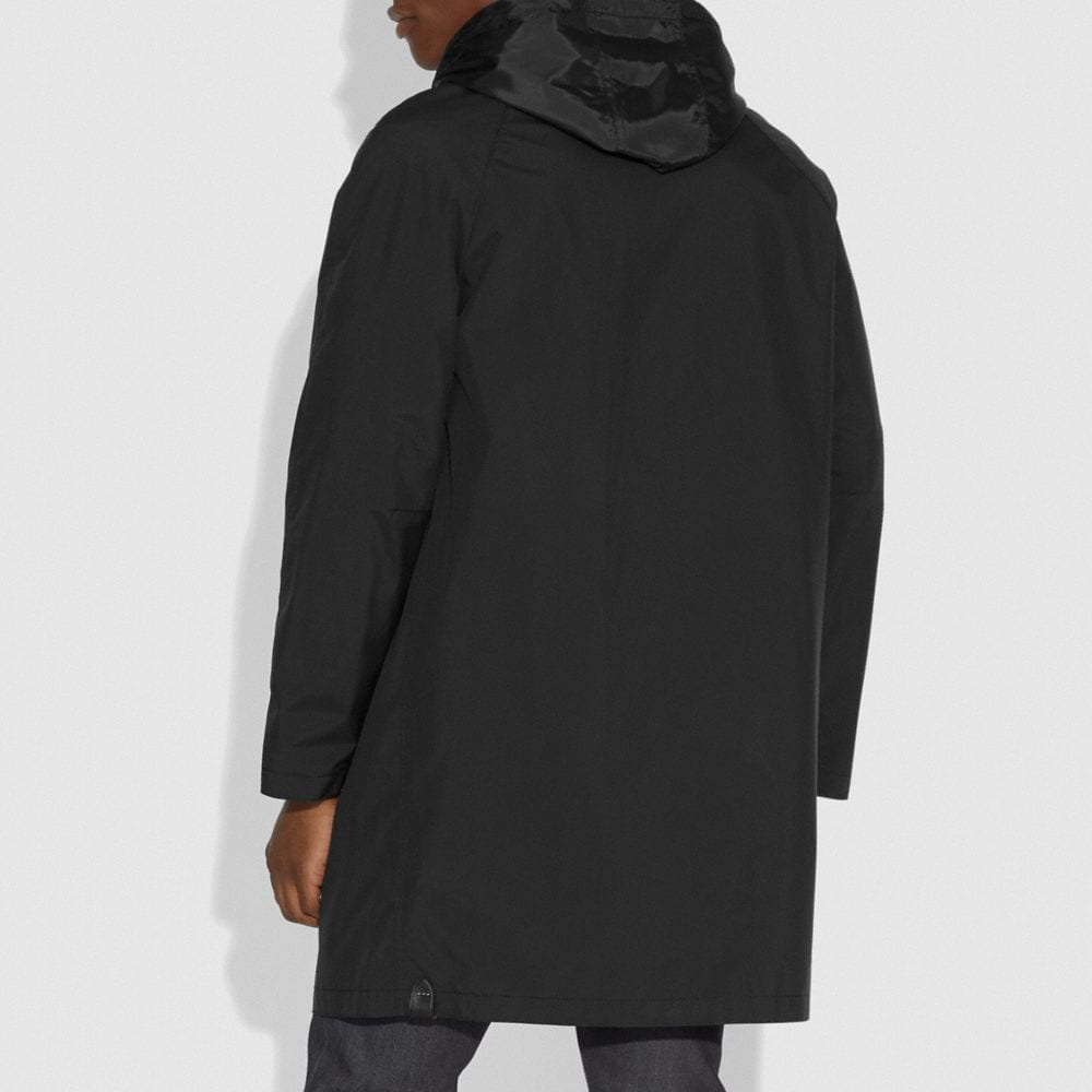 Coach Rexy and Carriage Coat With Hood Alternate View 2