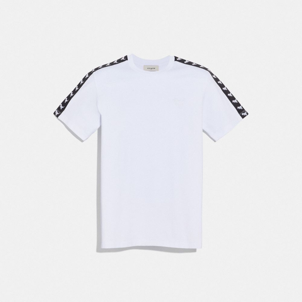 Coach Rexy Tape T-Shirt