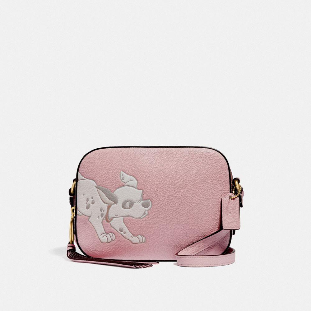 Coach Disney X Coach Camera Bag With Dalmatian