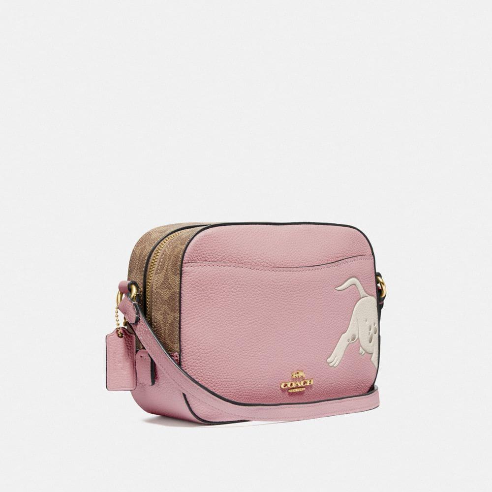 Coach Disney X Coach Camera Bag With Dalmatian Alternate View 1