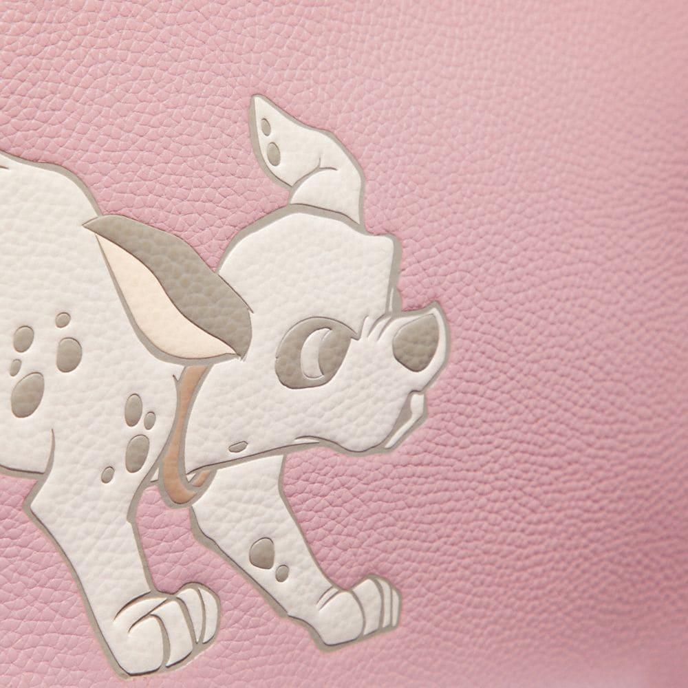 Coach Disney X Coach Camera Bag With Dalmatian Alternate View 5