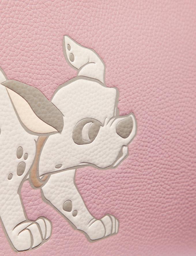 Coach Disney X Coach Camera Bag With Dalmatian Blossom/Gold New Featured Disney x Coach Alternate View 5