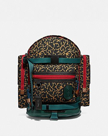 05fc31a6c67c RIDGE BACKPACK WITH GRAPHIC ANIMAL PRINT