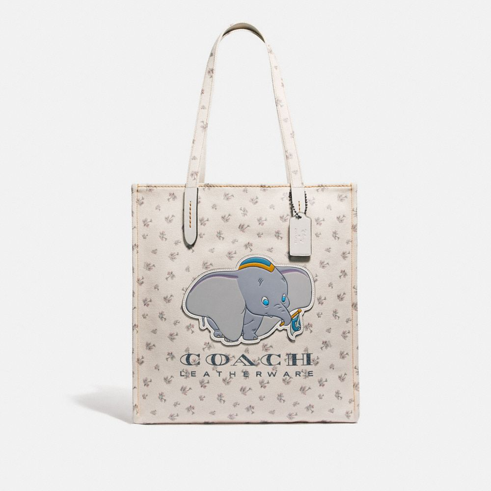 disney x coach dumbo tote