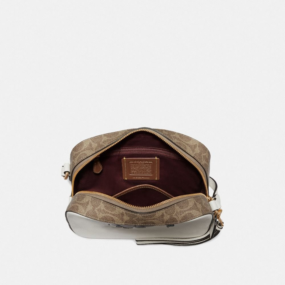 Coach Disney X Coach Camera Bag With Dumbo Alternate View 2