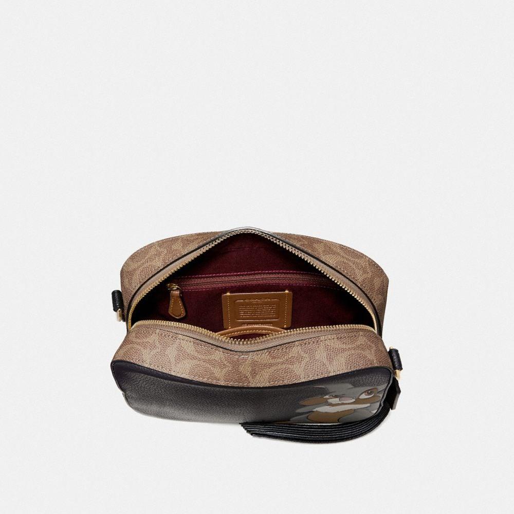 Coach Disney X Coach Camera Bag With Thumper Alternate View 2