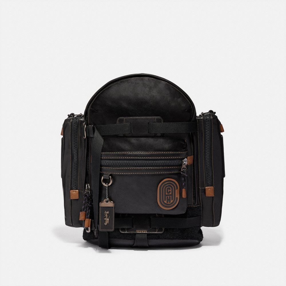 Coach Ridge Backpack With Coach Patch