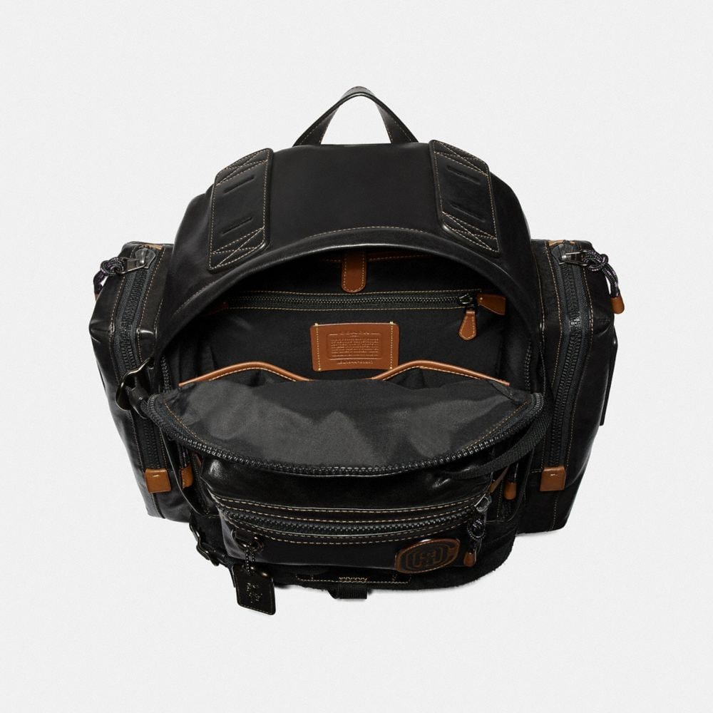 Coach Ridge Backpack With Coach Patch Alternate View 2