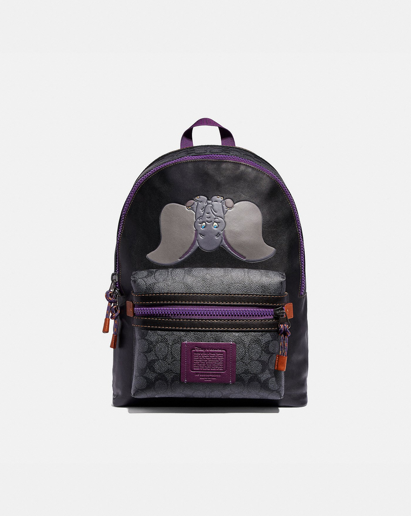 COACH  Disney X Coach Signature Academy Backpack With Dumbo 67da6d1589de4