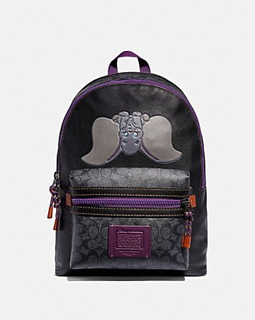 8da306c259f0 disney x coach signature academy backpack with.