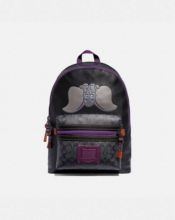 Coach DISNEY X COACH SIGNATURE ACADEMY BACKPACK WITH DUMBO