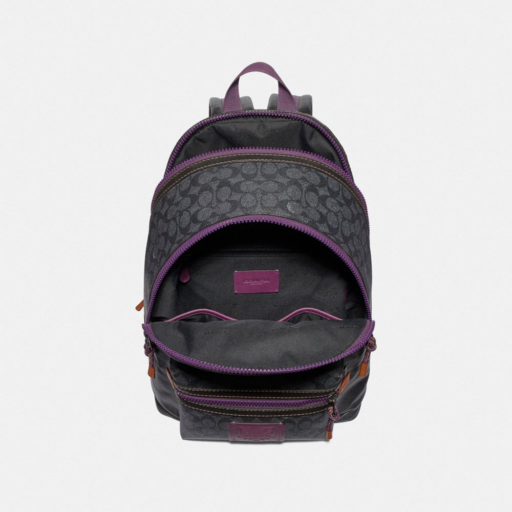 Coach Disney X Coach Signature Academy Backpack With Dumbo Alternate View 2