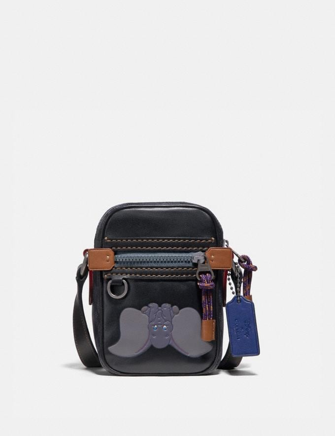 Coach Disney X Coach Signature Dylan 10 With Dumbo Charcoal/Black/Black Copper Gifts For Him Bestsellers