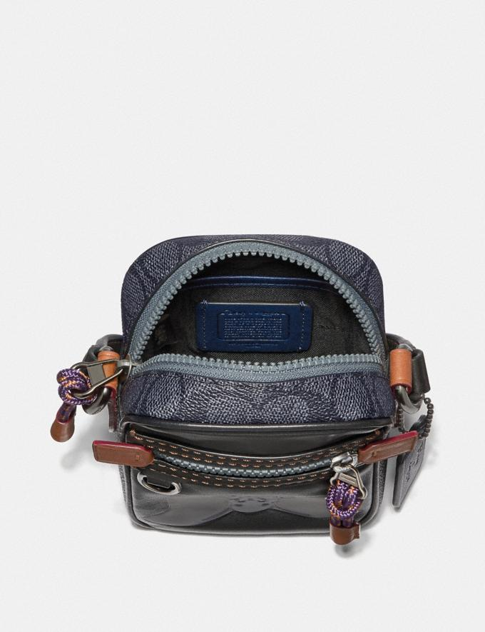 Coach Charakteristische Disney X Coach Dylan 10 Mit Dumbo-Motiv Anthrazit/Schwarz/Schwarzkupfer-Finish Neu Kooperationen Disney x Coach Alternative Ansicht 2