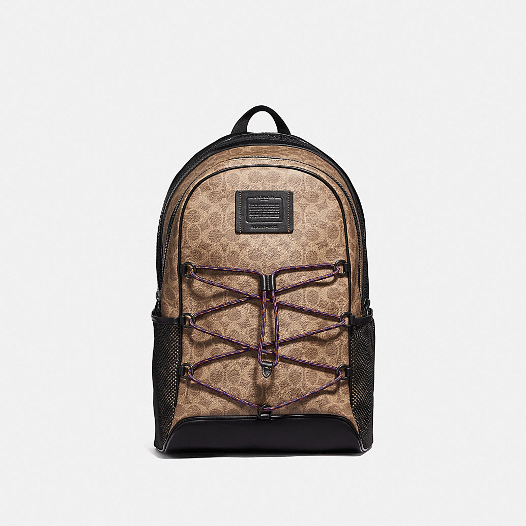 academy-sport-backpack-in-signature-canvas by coach