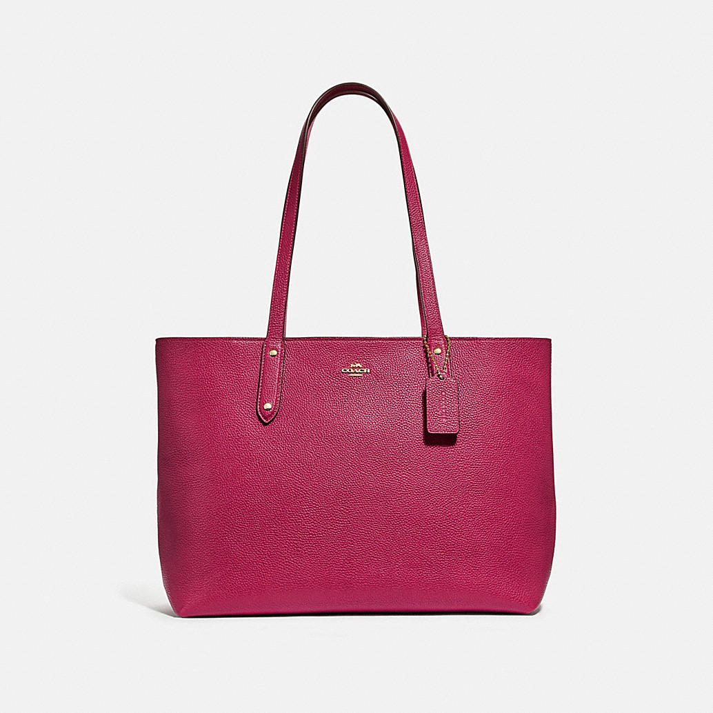 Central Tote With Zip by Coach