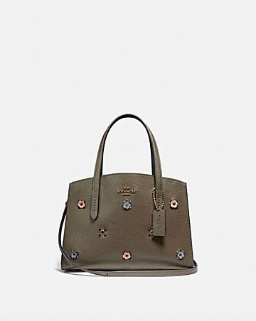 CHARLIE CARRYALL 28 WITH SCATTERED RIVETS