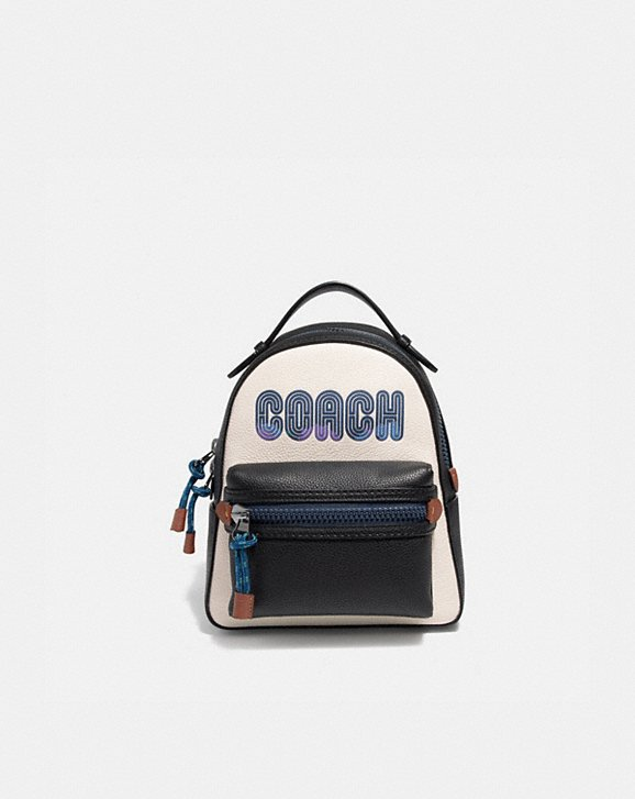 Coach CAMPUS BACKPACK 23 WITH COACH PRINT